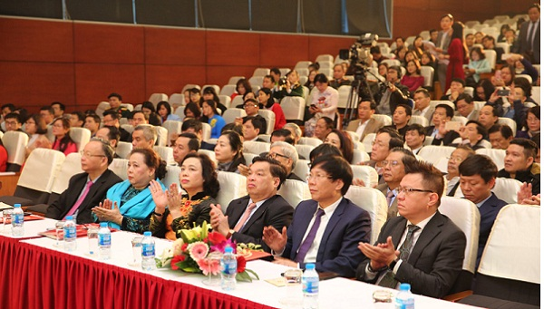 Hà Nội: Trao hai giải báo chí về xây dựng Đảng và phát triển văn hoá - Hình 2