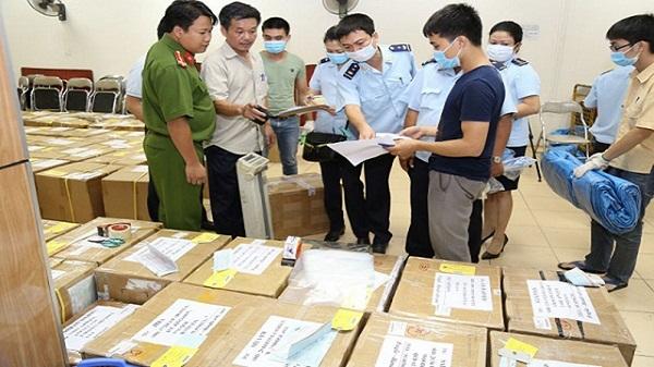 TP. HCM: Triển khai kiểm soát chặt hàng giả, hàng lậu dịp Tết Nguyên đán 2019 - Hình 1