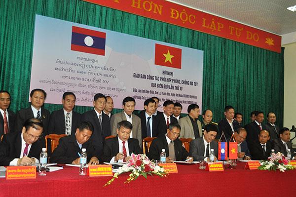 Tăng cường hợp tác phòng, chống ma túy giữa Việt Nam – Lào - Hình 1
