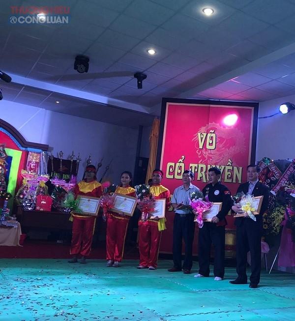 Trung tâm Võ thuật cổ truyền Bình Định tổ chức Lễ cúng tổ võ cổ truyền năm 2019 - Hình 4