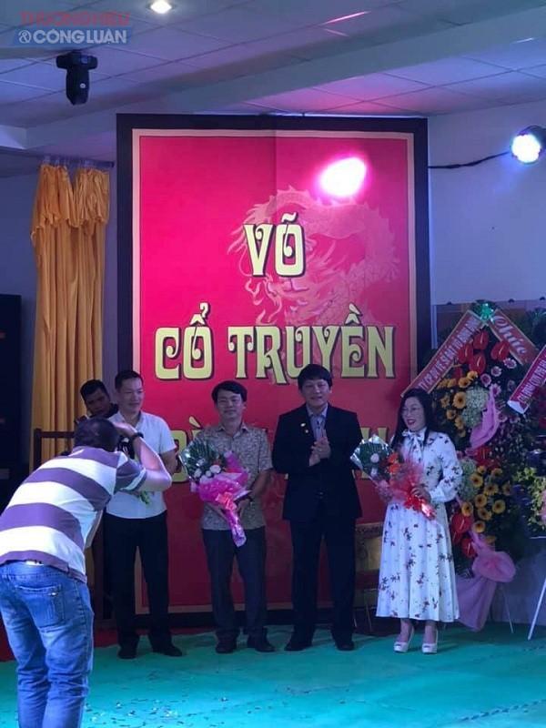 Trung tâm Võ thuật cổ truyền Bình Định tổ chức Lễ cúng tổ võ cổ truyền năm 2019 - Hình 5