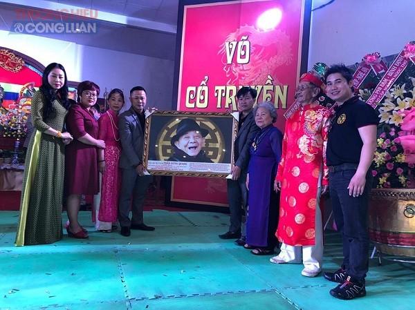 Trung tâm Võ thuật cổ truyền Bình Định tổ chức Lễ cúng tổ võ cổ truyền năm 2019 - Hình 6