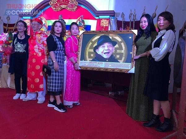 Trung tâm Võ thuật cổ truyền Bình Định tổ chức Lễ cúng tổ võ cổ truyền năm 2019 - Hình 8