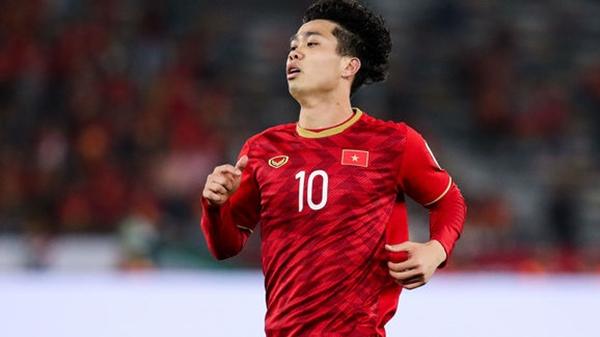 Fox Sports chọn Công Phượng là Cầu thủ xuất sắc nhất trận đầu tiên vòng 1/8 Asian Cup - Hình 1