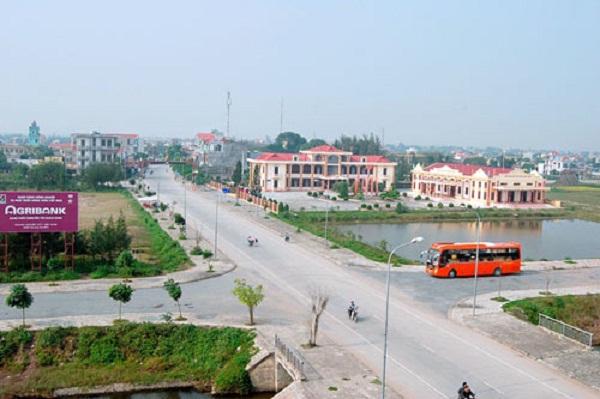 Thị trấn Quất Lâm (Nam Định): Hoàn thành nhiệm vụ phát triển KT - XH 2018 - Hình 1