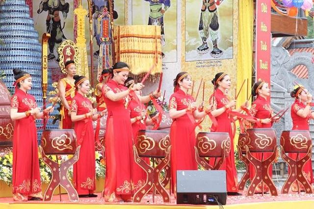 Quảng Ninh: Tưng bừng Khai hội Xuân chùa Ba Vàng 2019 - Hình 4