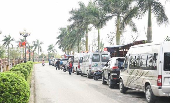 Nam Định: Tăng cường kiểm soát - bảo đảm ANTT lễ khai ấn đền Trần - Hình 1