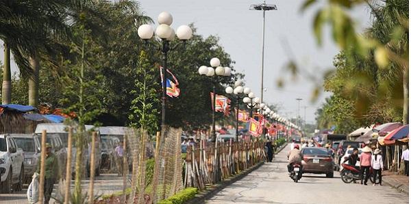 Nam Định: Tăng cường kiểm soát - bảo đảm ANTT lễ khai ấn đền Trần - Hình 2