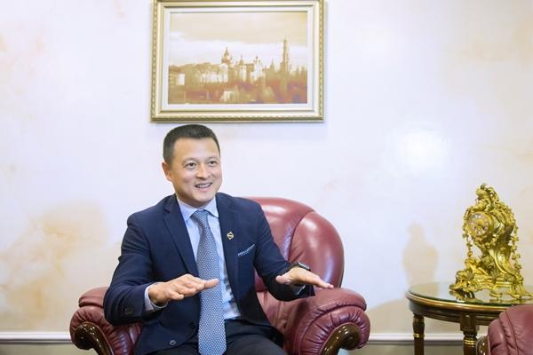 Chủ tịch HĐQT Sun Group: Miền Trung – Tây Nguyên không có cảng tàu du lịch chuyên biệt là một 'điểm nghẽn' lớn - Hình 1