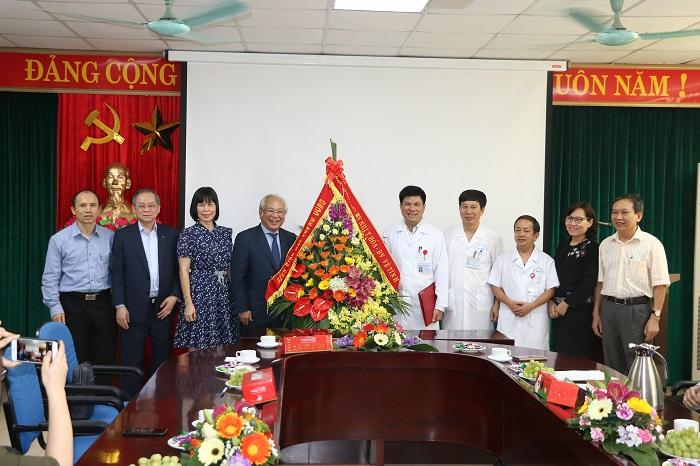 Bệnh viện Nhi Thanh Hóa trở thành bệnh viện vệ tinh của Bệnh viện Nhi Trung ương - Hình 1