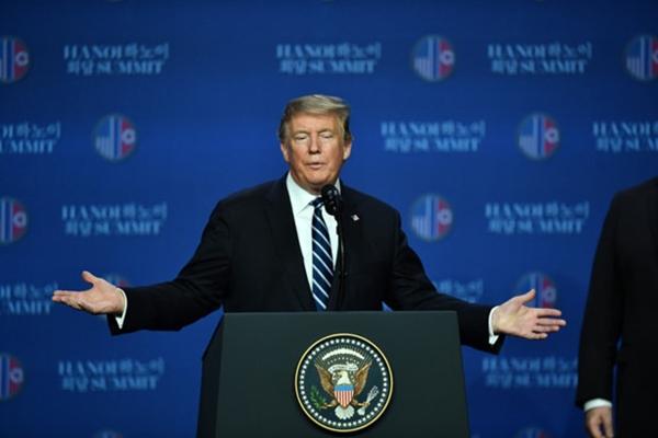 Lệnh trừng phạt là trở ngại của tuyên bố chung thượng đỉnh Mỹ - Triều? - Hình 1