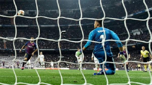 El Clasico Real thua tan tác, Barca vào chung kết Cup Nhà vua - Hình 3