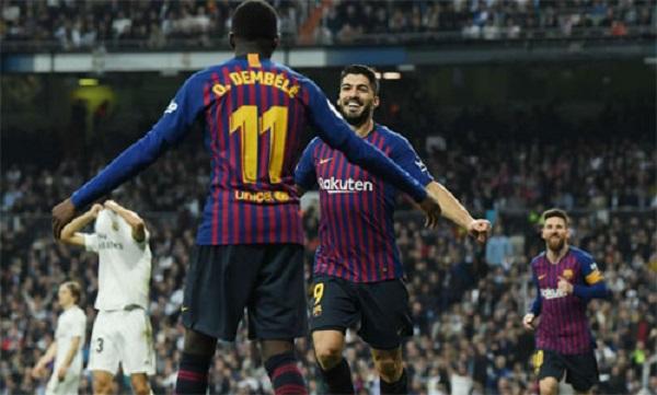 El Clasico Real thua tan tác, Barca vào chung kết Cup Nhà vua - Hình 2