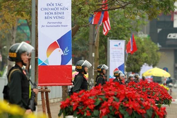 Hoàn thành nhiệm vụ bảo vệ tuyệt đối an ninh, an toàn Hội nghị Thượng đỉnh Mỹ - Triều Tiên - Hình 5