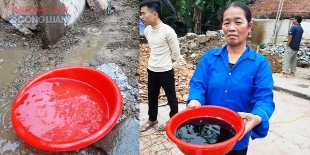 """Thanh Hóa: Gần 1.000 hộ dân sống bên bờ Sông Mã """"khát"""" nước sinh hoạt - Hình 2"""