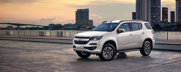 Chevrolet ưu đãi tới 50 triệu đồng cho 2 dòng xe Colorado và Trailblazer - Hình 2