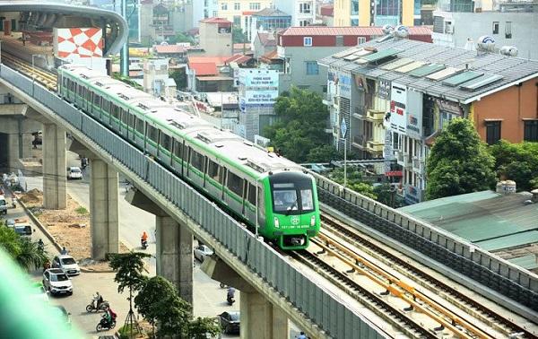 Hà Nội: Dự kiến miễn phí 15 ngày, giảm 50% vé cho SV đi tàu điện Cát Linh-Hà Đông - Hình 1