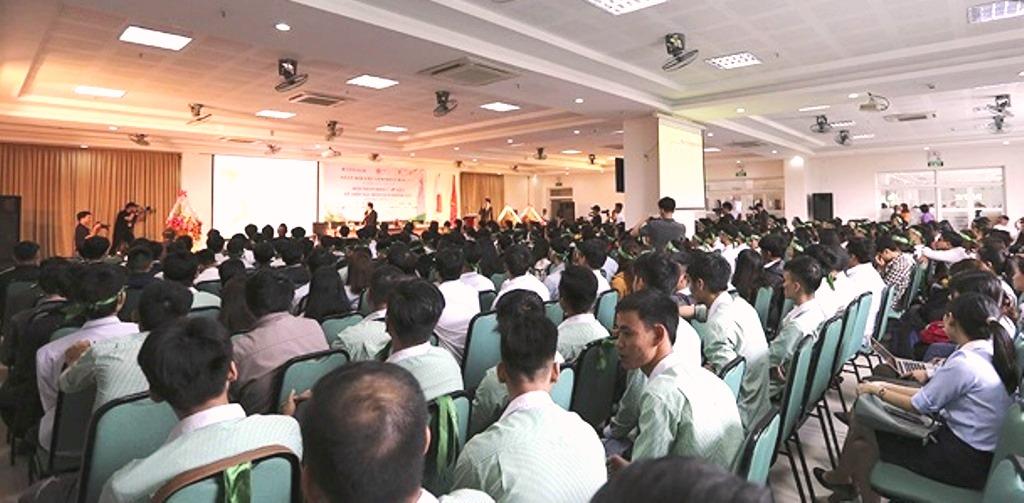 Đà Nẵng: Doanh nghiệp Nhật Bản tặng gói học bổng 12 tỷ đồng cho SV ngành điều dưỡng - Hình 2
