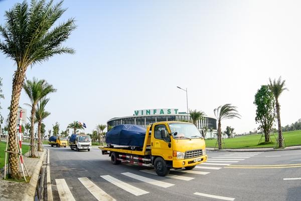 VinFast đưa 155 xe ô tô Lux đi nước ngoài kiểm thử - Hình 3