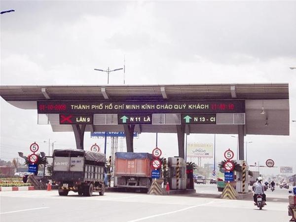 Từ ngày 23/3, triển khai thu phí tự động không dừng tại trạm thu phí cầu Phú Mỹ - Hình 1