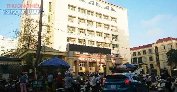 """Hà Nội: Cần xử lý nghiêm tình trạng """"chặt chém"""" tại bãi gửi xe BV Phụ sản Trung ương - Hình 6"""