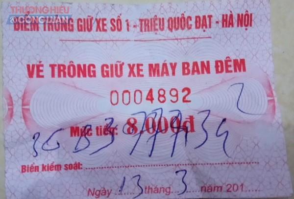 """Hà Nội: Cần xử lý nghiêm tình trạng """"chặt chém"""" tại bãi gửi xe BV Phụ sản Trung ương - Hình 4"""