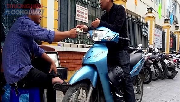 """Hà Nội: Cần xử lý nghiêm tình trạng """"chặt chém"""" tại bãi gửi xe BV Phụ sản Trung ương - Hình 3"""