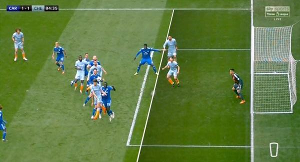Bước ngoặt từ bàn thắng việt vị, Chelsea ngược dòng đánh bại Cardiff - Hình 2