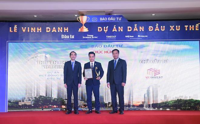 The Van Phu - Victoria: Nhận danh hiệu Dự án Hút dòng tiền - Hình 1