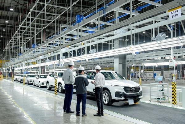 Nhà máy sản xuất ô tô VinFast chính thức đưa vào hoạt động trong tháng 6/2019 - Hình 2