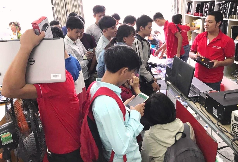 """Kim Anh Computer: Thành công từ việc """"Xây dựng"""" niềm tin đến khách hàng - Hình 1"""