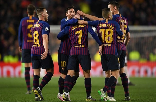 Xác định xong 2 cặp đấu bán kết Champions League - Hình 1