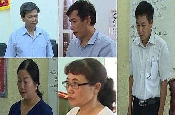 Toàn cảnh vụ sửa điểm của 222 thí sinh tại Hà Giang, Sơn La, Hoà Bình - Hình 2