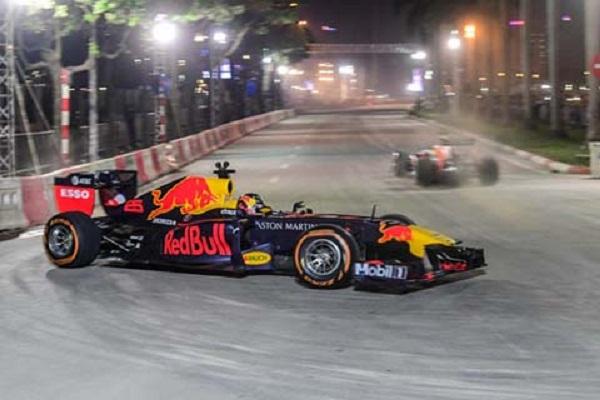 Công bố giá vé xem F1 Hà Nội - Hình 2