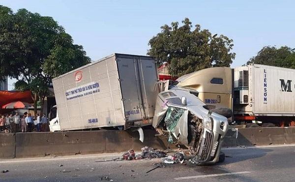 Ngày đầu nghỉ lễ 30/4-1/5: 16 người tử vong do tai nạn giao thông - Hình 1