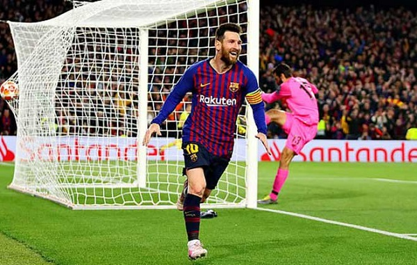 Messi tỏa sáng, Barcelona vùi dập Liverpool ở Nou Camp - Hình 2