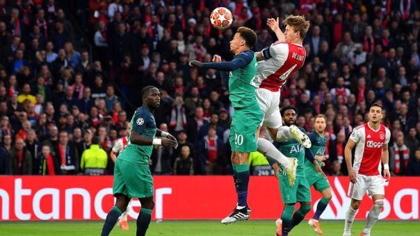 Cú hat-trick của Lucas Moura đưa Tottenham lần đầu tiên vào chung kết Champions League - Hình 1