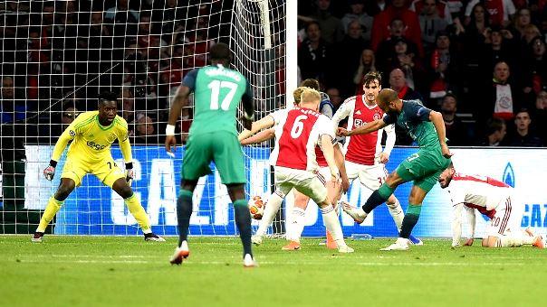 Cú hat-trick của Lucas Moura đưa Tottenham lần đầu tiên vào chung kết Champions League - Hình 2