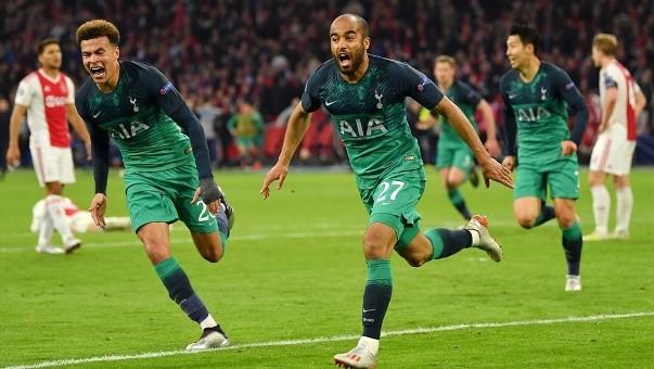 Cú hat-trick của Lucas Moura đưa Tottenham lần đầu tiên vào chung kết Champions League - Hình 3