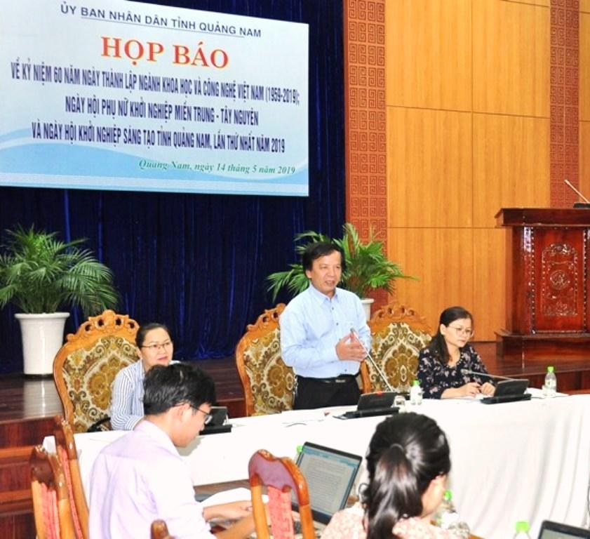 Quảng Nam: Tổ chức Ngày hội Phụ nữ khởi nghiệp miền Trung - Tây Nguyên - Hình 1