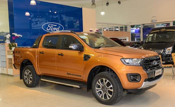 Triệu hồi gần 10.000 chiếc xe Ford Ranger tại thị trường Việt Nam - Hình 2