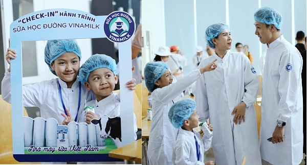 Diễn viên Mạnh Trường: 'Tôi hoàn toàn bị thuyết phục khi khám phá hành trình sữa học đường' - Hình 1