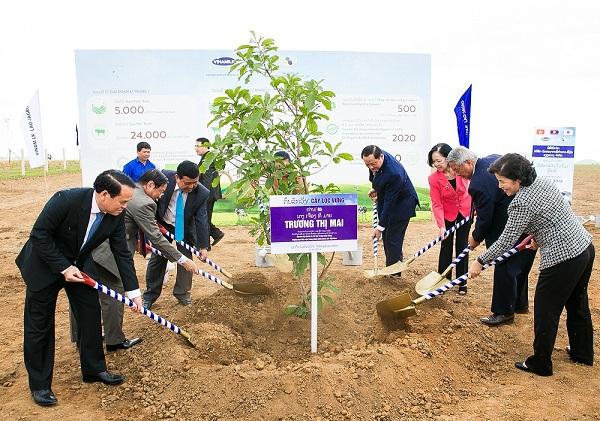 Vinamilk hợp tác với Lào và Nhật xây dựng tổ hợp 'resort' bò sữa organic tại Lào - Hình 4