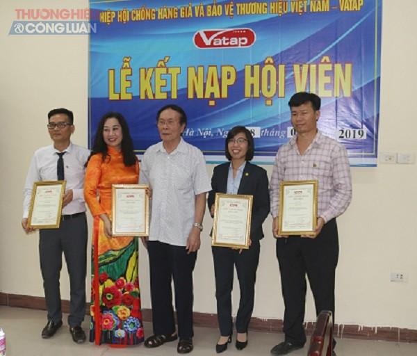 Hiệp hội VATAP: Tổ chức lễ kết nạp Hội viên và thành viên cá nhân mới - Hình 1