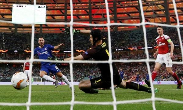 Vùi dập Arsenal với tỷ số 4-1, Chelsea vô địch Europa League 2018/19 - Hình 1