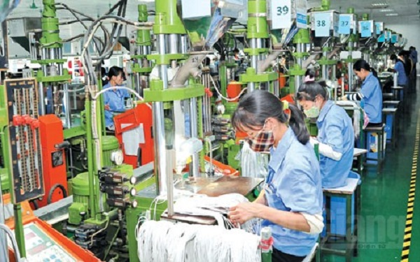 5 tháng, giá trị sản xuất công nghiệp của Bắc Giang tăng 30,2% - Hình 1