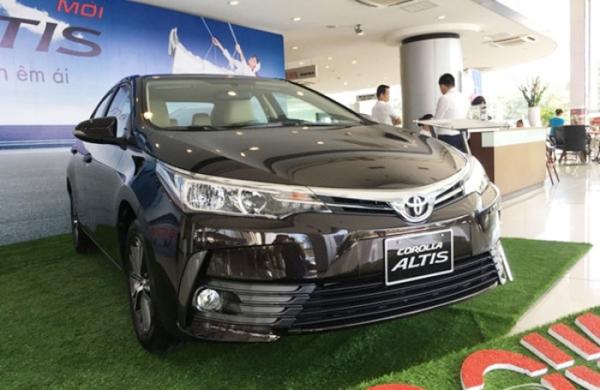 Bảng giá ô tô tại Việt Nam cập nhật tháng 6/2019 - Hình 6