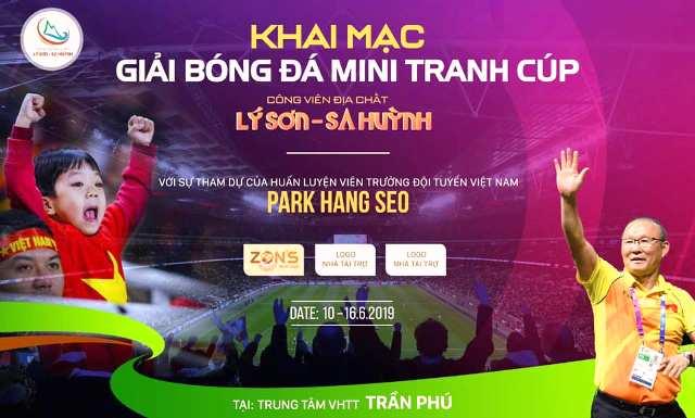 HLV Park Hang-seo: Sẽ giao lưu với người hâm mộ Quảng Ngãi - Hình 2