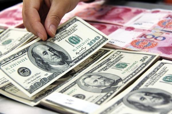 Tỷ giá ngoại tệ ngày 8/6/2019: Đồng USD lao dốc không phanh - Hình 1