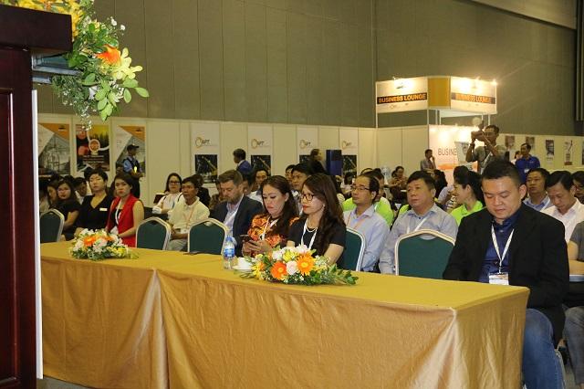 Khai mạc triển lãm quốc tế về cơ sở hạ tầng cảng biển và logistics tại Việt Nam - Hình 2